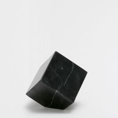 Square Stone Paper Weight by Zara Home