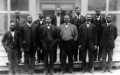 Boley Town Council.... Once forgotten, Oklahoma's historic all-black towns find renewed interest