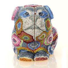 As incríveis clutchs de Judith Leiber Premium designer outlet online boutique at luxlu.com