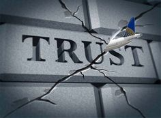 The Mechanism of Trust and How United Airlines Broke It