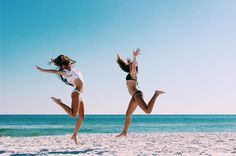 dancing on the beach with bff > Summer Goals, Summer Of Love, Summer Pictures, Beach Pictures, Beach Bum, Beach Trip, Destination Voyage, Best Friend Pictures, Vacation Pictures