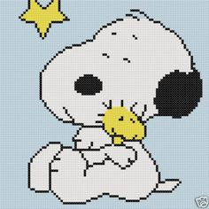 Unicorn Cross Stitch Pattern, Cross Stitch Patterns, Charlie Brown And Snoopy, Shrink Plastic, Crossstitch, Plastic Canvas, Perler Beads, Peanuts, Book Covers
