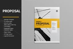 Proposal by alimran24 on @creativemarket