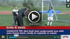 Goalkeepers Skill and Drills - Casey Mann [VIDEO] - Watch: Goalkeepers Skill and Drills - Casey Mann