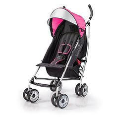 One of our Best Lightweight and Umbrella Strollers of the Year, Check out the Summer Infant Lite Convenience Stroller - Black Double Strollers, Baby Strollers, Hibiscus, Best Lightweight Stroller, Best Umbrella, Single Stroller, Large Storage Baskets, Umbrella Stroller, Baby Boy