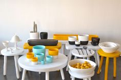 Tina Frey, collection spring summer 2014 #Maison&Objet2014 #design #colors