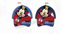 Czapka dziecięca Myszka Miki (52-54) OH-A12-00033