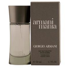 Armani Mania Men Eau de Toilette Spray 1.7 oz - Pharmapacks