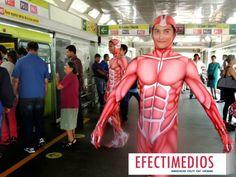 Publicidad en Sistemas de transporte Masivo Activación de Marca en METROLINEA Haz clic y echa un vistazo: http://www.efectimedios.com/htm/contenido.php?pid=0&id=6&bid=217