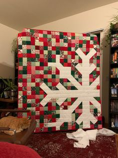 Quilting Projects, Quilting Designs, Sewing Projects, Quilting Ideas, Sewing Ideas, Art Projects, Christmas Quilt Patterns, Christmas Sewing, Christmas Quilting