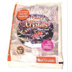 Instant Ocean Reef Crystal Sea Salt Marine Mix, 25-Gallon - http://spicegrinder.biz/instant-ocean-reef-crystal-sea-salt-marine-mix-25-gallon/