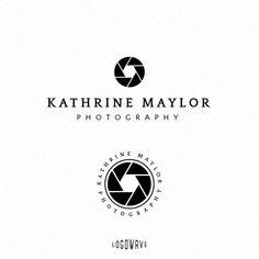 Items similar to Photography Logo Design. Business Photo Logo on Etsy Lens Logo, Camera Logo, Corporate Design, Logo Inspiration, Fotografie Branding, Foto Logo, Photographer Logo, Photography Logo Design, Food Photography