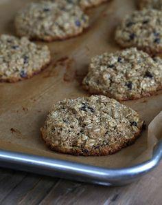 Easy Gluten Free Oatmeal Breakfast Cookies - Gluten-Free on a Shoestring
