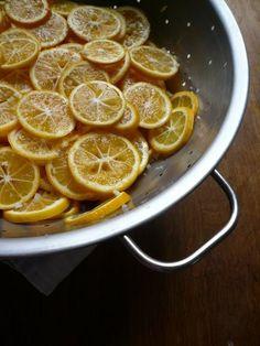 Anglo-Indian lemon chutney