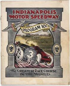 This Day In Indy 500 History: 1911 - The first running of the Indianapolis 500 took place. Ray Harroun won the race.  keepinitrealsports.tumblr.com  keepinitrealsports.wordpress.com  Mobile- m.keepinitrealsports.com