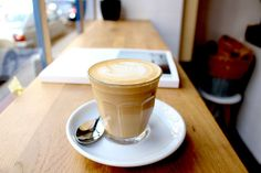 Paris Coffee Revolution | Cafe Spoune & Café Oberkampf