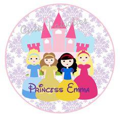 Princess Castle T Shirt or Onesie