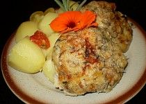 Houbové koule Mashed Potatoes, French Toast, Grains, Stuffed Mushrooms, Eggs, Cheese, Breakfast, Ethnic Recipes, Whipped Potatoes