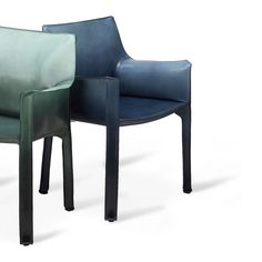 On the occasion of Milan Design Week Santoni, Patricia Urquiola and Cassina join together to propose a tribute to Mario Bellini's iconic armchair.