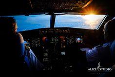 Air Caraibes, partenaire N°1 d'Alizé Studio, a permis un premier vol pour la Martinique avec la découverte d'une vue imprenable sur le septième ciel.