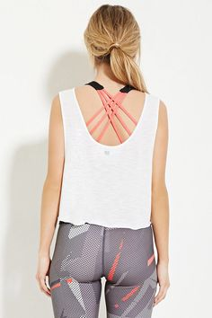 Active Run Graphic Tank | Forever 21 - 2000168697