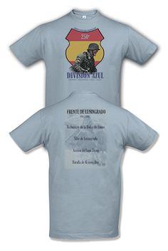 Camiseta División Azul