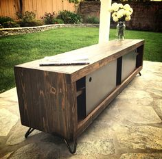Phoenix Credenza by SalvageProject on Etsy Outdoor Furniture, Outdoor Decor, Credenza, Phoenix, Cabinet, Storage, Handmade Gifts, House, Etsy