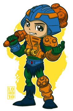 Lil Man-At-Arms by lordmesa on DeviantArt