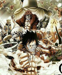 One Piece One Piece Series, One Piece World, One Piece 1, One Piece Manga, Akuma No Mi, One Piece Tattoos, Anime Echii, Trafalgar Law, Roronoa Zoro