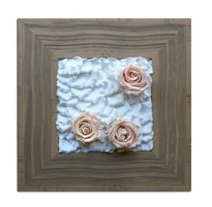 Rosas - #Wood and Premium #Roses - #Petals and Roses in several #colours. - by #LinfaDecor