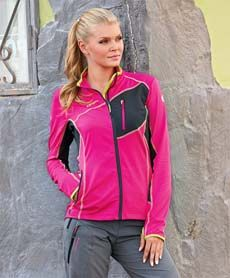 Icepeak Greta fleecejakke fra Sportmann.no Athletic, Zip, Jackets, Fashion, Down Jackets, Moda, Athlete, Fashion Styles, Deporte