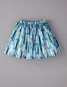 Mini Boden Fun Printed Skirt (pencil print, so cuuuuute)