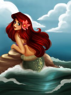 The Little Mermaid - The first movie I was ever taken to see at the cinema :)