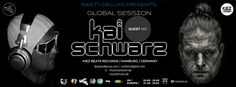 """Upcoming Tuesday !!! ( 21. 03. 2017 ) UK 20..00 - 22.00 / EU 21.00 - 23.00  Dj Nasty deluxe ( City of Drums ) ( Electronic Music Network ) present's :  """"Global Session"""" Guest Mix by  Kai Schwarz Dj and Producer Based in Hamburg / Germany  Record Label : Kiez Beats Records"""