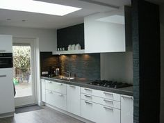 Achterwand Keuken Steenstrips : 29 beste afbeeldingen van achterwand keuken interior design