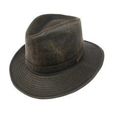 Jaxon & James Crushable C-Crown Fedora - Grey from Village Hats. Hunting Hat, Hunting Clothes, Hunting License, Brim Hat, Fedora Hat, Hats For Sale, Hats For Men, Barbour Hats, Cheap Hats
