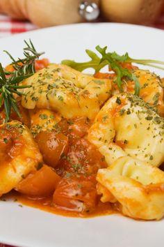 Cheesy Italian Tortellini Recipe