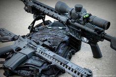 attacktics:  LaRue PredatAR 7.62