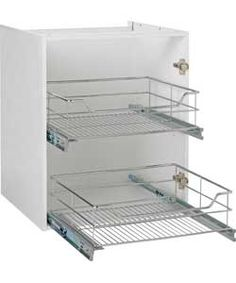 Spencers Valencia 600mm Pull Out Basket Soft Close.