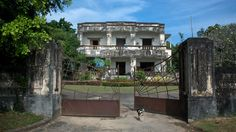 """Kep, Cambodia was a stylish seaside resort for French colonialists in the mid 20th century. From the New York Times – """"… the French colonialists established a beach retreat during their rule here in the first half of the 20th century. They built mansions on the hillsides to catch the gulf breezes"""