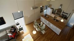 Small-space living solutions