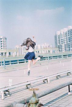 Japanese student in sailor uniform Noragami, Digimon, Costume Marin, Nate River, Japanese Photography, Japanese School Uniform, Le Jolie, Photo Instagram, Instagram Worthy