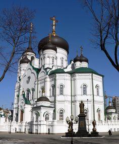 Благовещенский кафедральный собор, г.Воронеж.