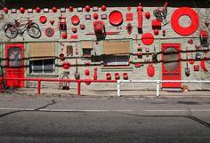 Red Bisbee, Arizona.