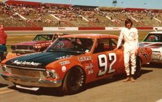 Jimmy Means 66 Chevelle NASCAR LMS