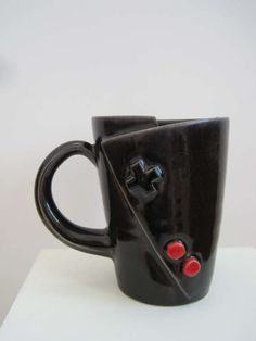 Gamify Your Morning Rituals with These Nerdy Coffee Cups #coffee #coffeecup trendhunter.com