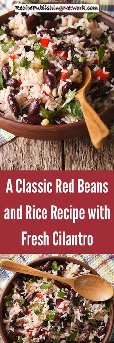 Following the directions below will give you a hearty portion of delicious, nutritious, hot, and flavorful red beans and rice that depending on the option you choose can be a side dish or main meal.