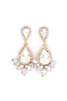Sophie Earrings in Gold