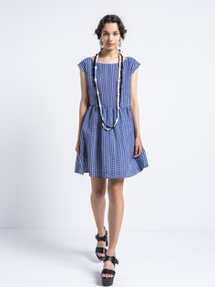 IOANNA KOURBELA DRESS CYCLADIC LAND 20296-12914 Unity, Greece, Summer Dresses, Women, Fashion, Greece Country, Moda, Summer Sundresses, Fashion Styles