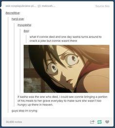 *CRIES IN THE CORNER*    Attack on Titan ♜